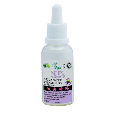 NHP Vitamin D for male and female fertility